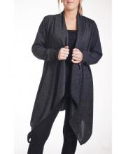 Musta epäsymmetrinen takki