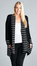 Musta-valkoinen jakku