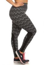 Chevron leggingsit