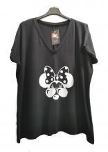 Musta Minni T-paita