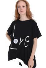 Musta Love paita