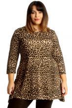 Leopardi swing  tunika